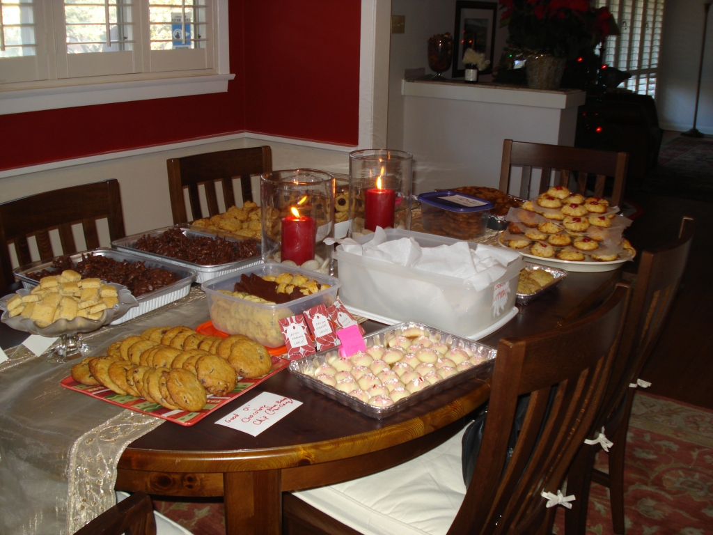 Cookie Table No. 1