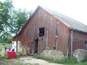 love this barn