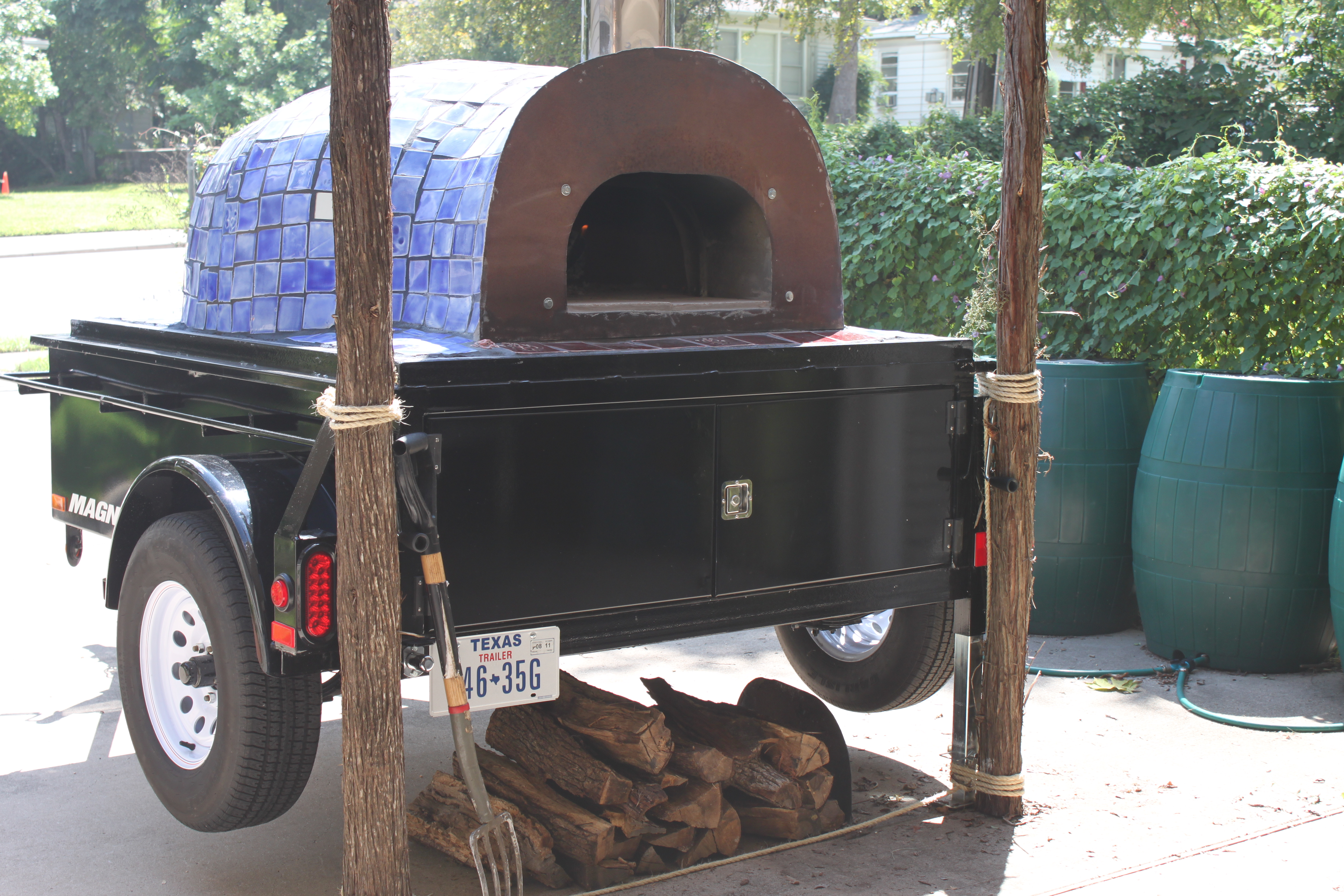 Portable Wood Fired Pizza Oven PlansDownload Portable Wood Fired Pizza Oven  Plans