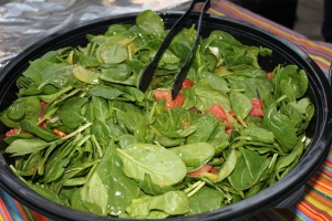 Gorgeous salad