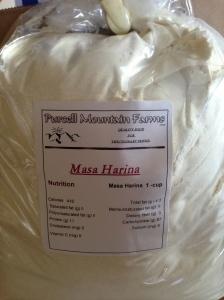 Purcell Mountain Farms, Masa Harina