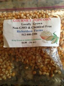 Richardson Farms popcorn