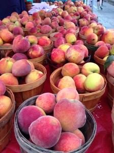Beautiful Peaches