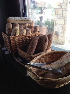 Gorgeous breads